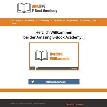 Amazing Ebook academy erfahrungen