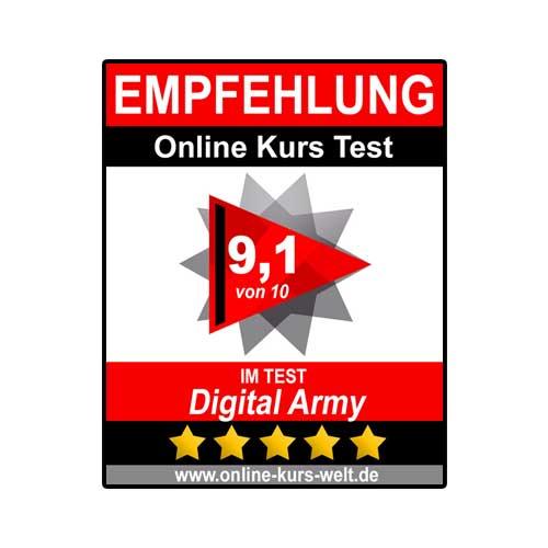 digital army fritz recknagel