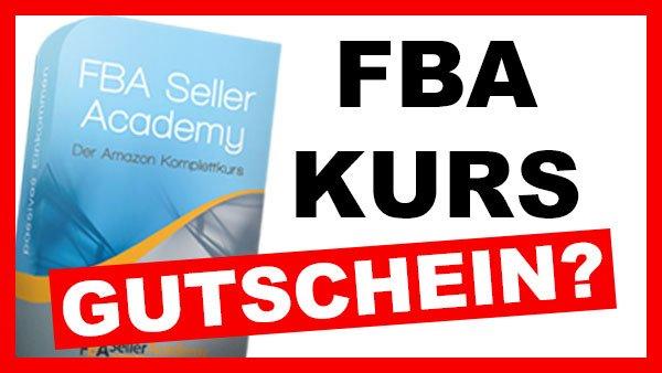 FBA Seller Academy Gutschein