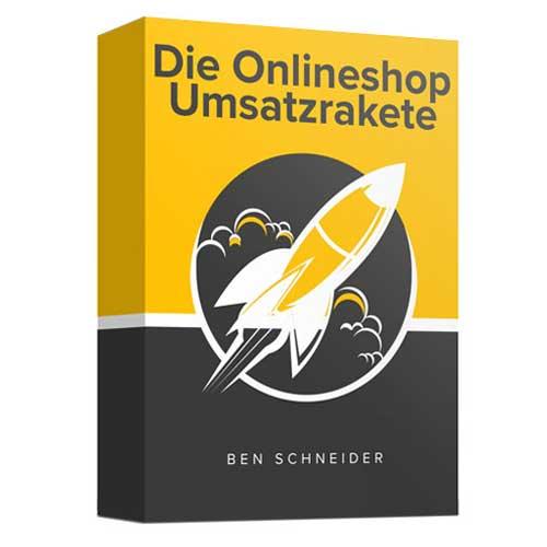 Onlineshop-Umsatzrakete-Ben-schneider-titelbild