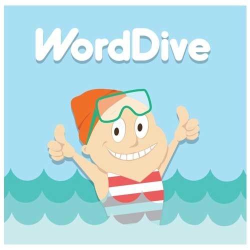 WordDive Produktbild