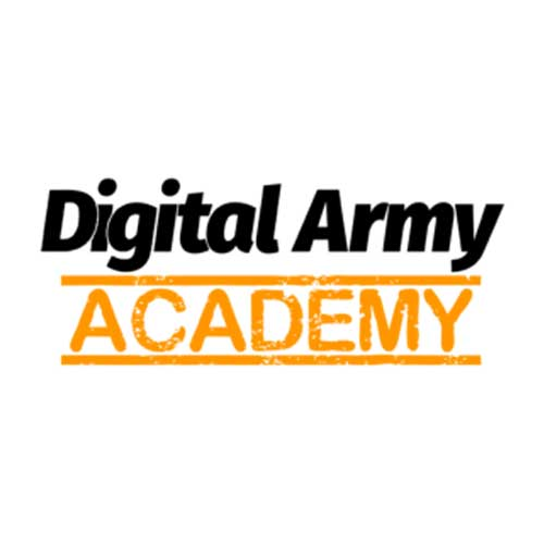 digital army academy logo