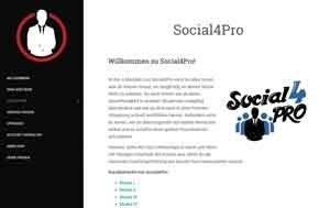 social4pro online kurs