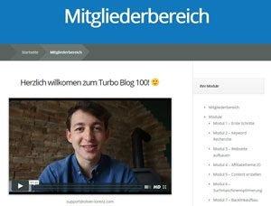 turbo blog 100 test