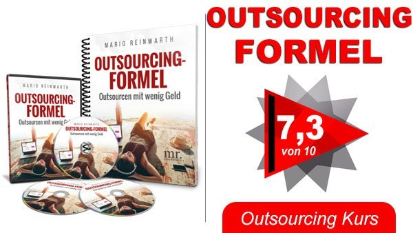 Outsourcing Formel Titelbild