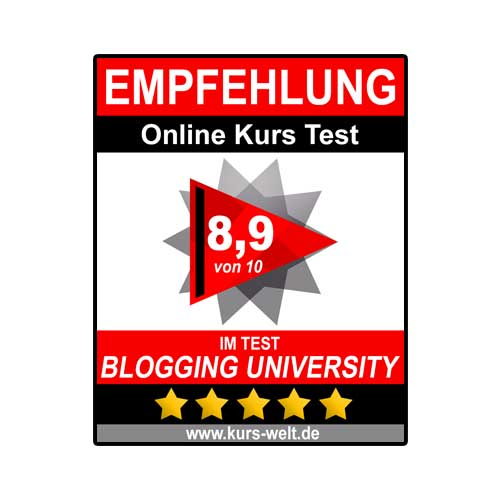 blogging university siegel