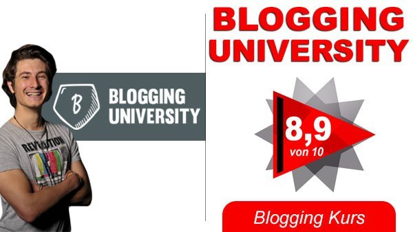 blogging university Titelbild