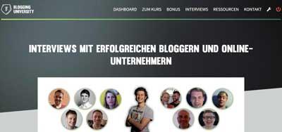meineblogginguni