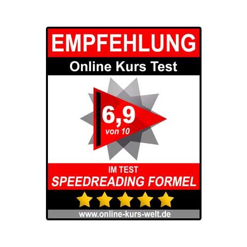 speed reading formel siegel