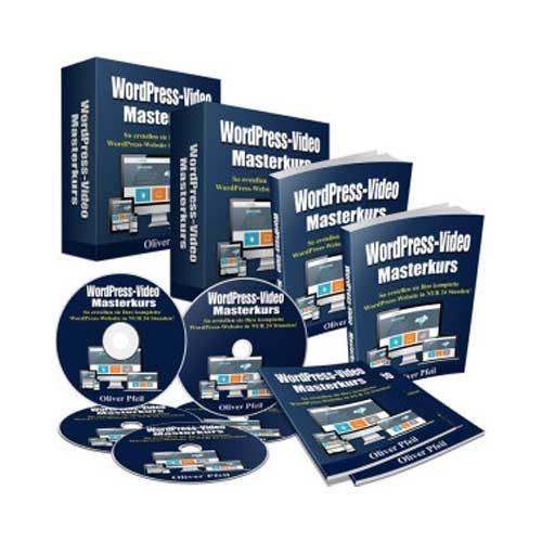 wordpress video masterkurs wordpress kurs oliver pfeil