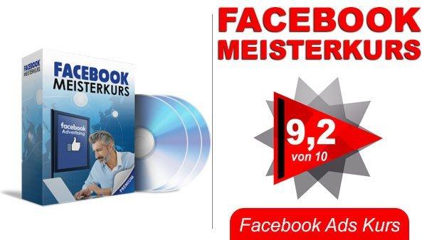 Facebook Meisterkurs Titelbild