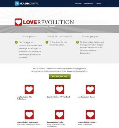 Love Revolution Veit Lindau