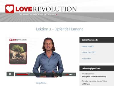 Love revolution lindau