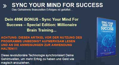 gunnar kessler sync your mind for success