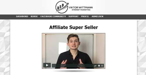 Affiliate Super Seller Master Sytsem erfahrungen