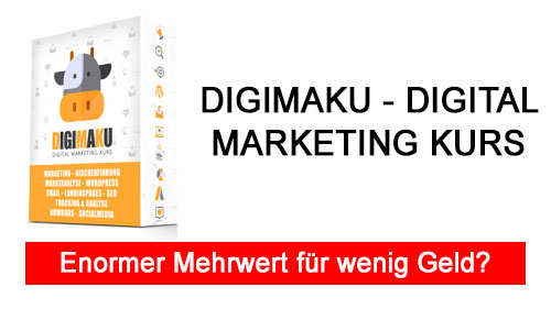 Digimaku Digital Marketing Kurs Bild