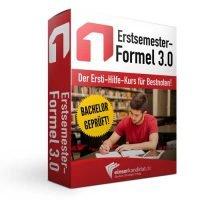 Erstsemester Formel produkt