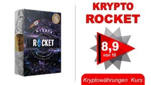 Krypto Rocket Titelbild kryptowährungen Online Kurs
