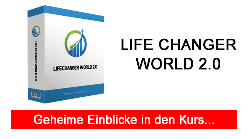 Life Changer world 2.0 Titelbild