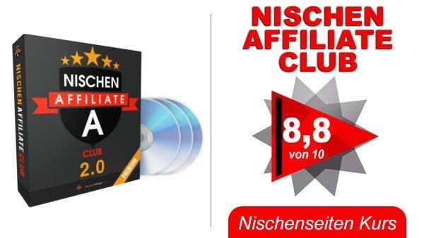 Nischen Affiliate Club Titelbild