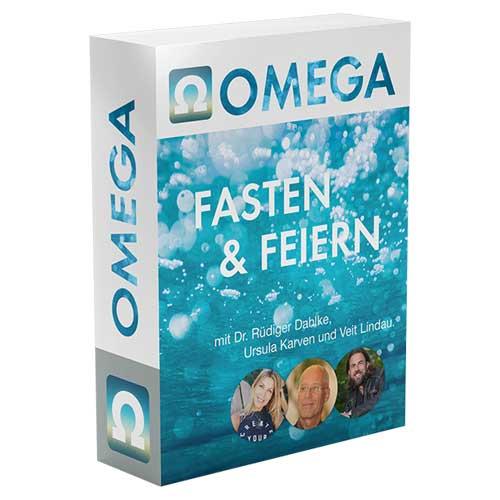 Omega Kur Fasten und feiern Human Trust Produkt
