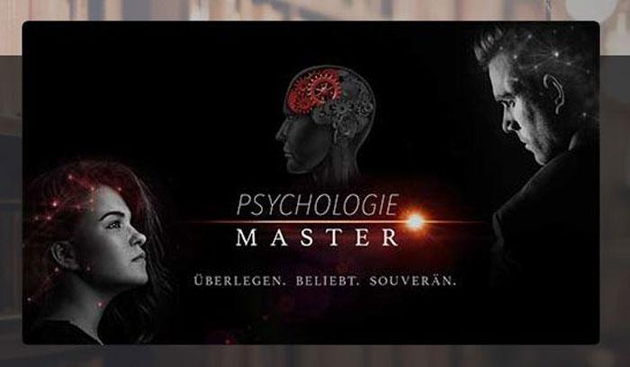 Psychologie-Master-Startseite