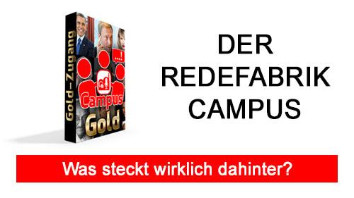 Redefabrik Campus Bild