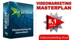 Videomarketing masterplan titelbild