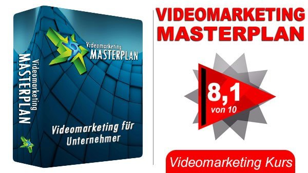 Videomarketing masterplan titelbild