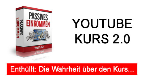 YouTube Kurs 2.0 Titelbild