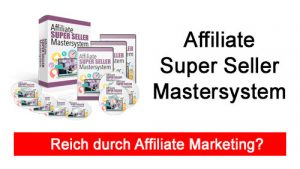 affiliate super seller mastersystem titelbild
