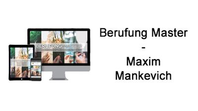 berufung-master-maxim-mankevich