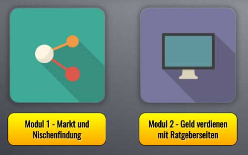 modul 1+2 der life changer world