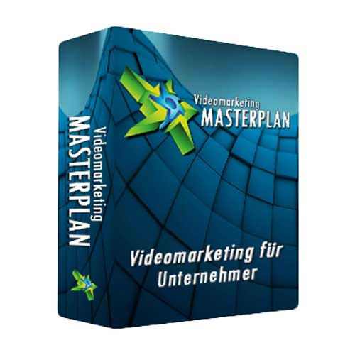 Videomarketing Masterplan Produktbild