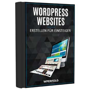 wordpress-websites-erstellen-fuer-einsteiger-wperfolg gratis bücher
